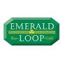 Restaurant logo for Emerald Loop Bar & Grill