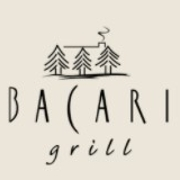 This is the restaurant logo for Bacari Grill