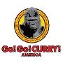 Restaurant logo for Go! Go! Curry!