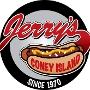 Restaurant logo for Jerry's Coney Island