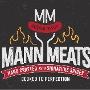 Restaurant logo for Mann Meats