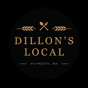 This is the restaurant logo for Dillon's Local