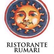 This is the restaurant logo for Ristorante Rumari