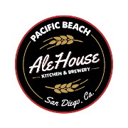 This is the restaurant logo for Pacific Beach Ale House