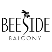 This is the restaurant logo for Beeside Balcony