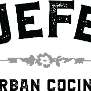 This is the restaurant logo for Jefe Urban Cocina
