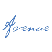 This is the restaurant logo for Avenue Le Club
