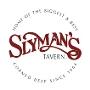 Restaurant logo for Slyman's Tavern