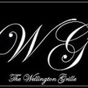 This is the restaurant logo for The Wellington Grille