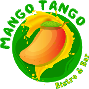 This is the restaurant logo for Mango Tango