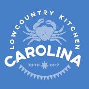 This is the restaurant logo for Carolina Lowcountry Kitchen