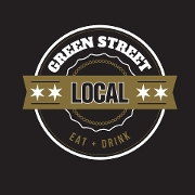 This is the restaurant logo for Green Street Local