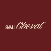 This is the restaurant logo for Small Cheval - Wells St