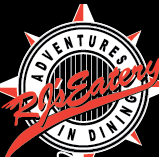 This is the restaurant logo for RJ's Eatery