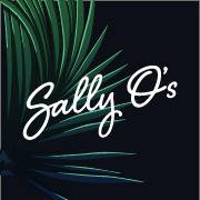 This is the restaurant logo for Sally O's
