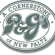 This is the restaurant logo for P&G's Restaurant