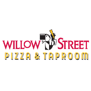 This is the restaurant logo for Willow Street Pizza and Taproom