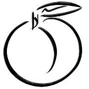 This is the restaurant logo for Plum Southern Kitchen & Bar