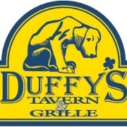 This is the restaurant logo for Duffy's Tavern & Grille