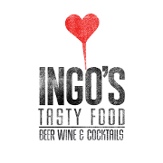This is the restaurant logo for Ingo's Tasty Food