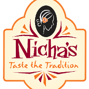 This is the restaurant logo for Nichas Comida Mexicana