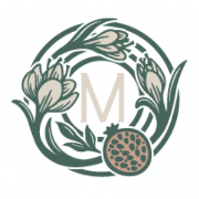 This is the restaurant logo for Maydoon