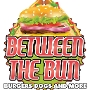 Restaurant logo for Between the Bun - Burgers, Dogs & More