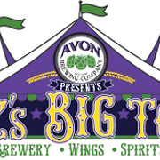 This is the restaurant logo for ZZ's Big Top
