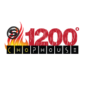 This is the restaurant logo for 1200 Chophouse