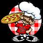 Restaurant logo for Pizza Guy