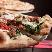 This is the restaurant logo for Oregano Pizzeria & Ristorante