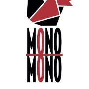This is the restaurant logo for Mono Mono