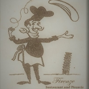 This is the restaurant logo for Firenze Restaurant