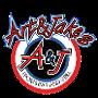 Restaurant logo for Art & Jake's Sports Bar & Grill