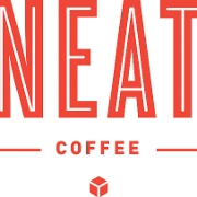 This is the restaurant logo for NEAT Coffee