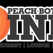 This is the restaurant logo for Peach Bottom Inn