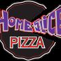 Restaurant logo for HomeSlice Pizza