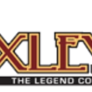 This is the restaurant logo for Loxley's