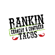 This is the restaurant logo for Rankin Tacos Terrace