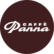 This is the restaurant logo for Caffè Panna