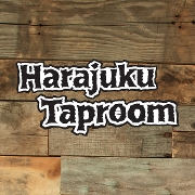 This is the restaurant logo for Harajuku Taproom