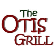 This is the restaurant logo for The Otis Grill