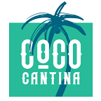 This is the restaurant logo for Coco Cantina