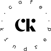 This is the restaurant logo for Cafe Kindred