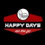 Restaurant logo for Happy Days On the Go
