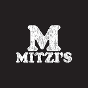 This is the restaurant logo for Mitzi's