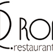 This is the restaurant logo for CD Roma Restaurant