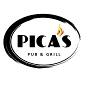 Restaurant logo for Pica's Pub & Grill