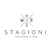 This is the restaurant logo for Stagioni Four Seasons of Food