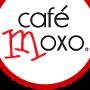 Restaurant logo for Cafe Moxo